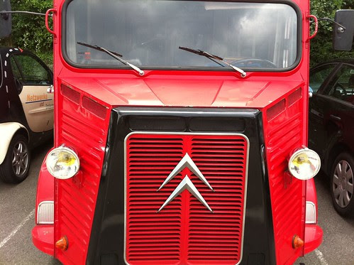 Citroën by Adolf Kluth