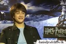 Daniel Radcliffe on Ministry of Mayhem