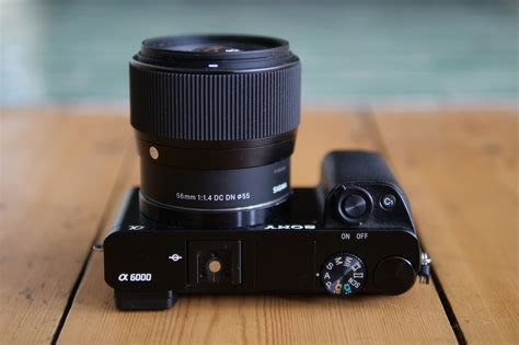 Sigma 56mm f1.4 review     Cameralabs