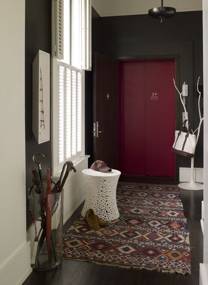 Open up to the possibilities for improved entryway storage ...
