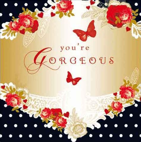 MojoLondon: You're Gorgeous Valentines Card by Card Mix