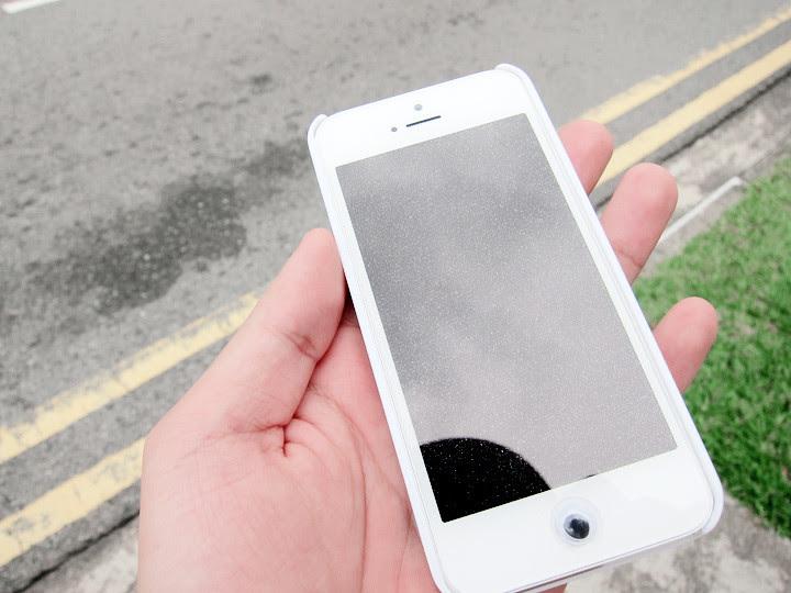 iphone 5 gold diamond screen protector