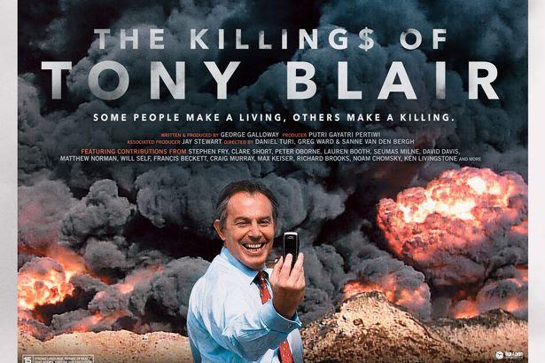 Image result for Blair war crimes