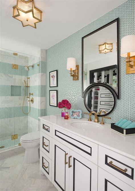 pre teen bedroom  bath   kate spade