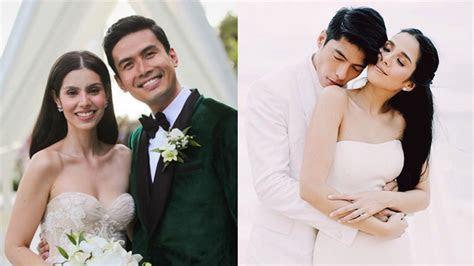 Dreamiest Pinoy Celebrity Weddings of 2018