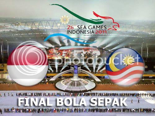 final bolasepak sukan sea 2011 SIARAN LANGSUNG MALAYSIA LAWAN INDONESIA FINAL SUKAN SEA 2011
