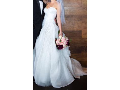 Monique Lhuillier Charade, $3,950 Size: 8   Used Wedding