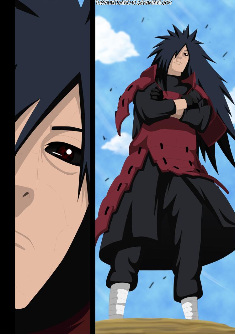 anime desktop wallpapers: Uchiha Madara Mangekyou Sharingan