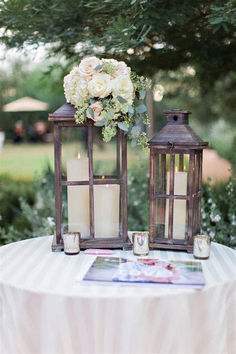 25 of the Loveliest Ways to Include Lanterns in Your