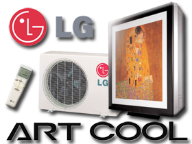 Ductless Heating Lg Duct Free Heat Pumps Air Conditioners In