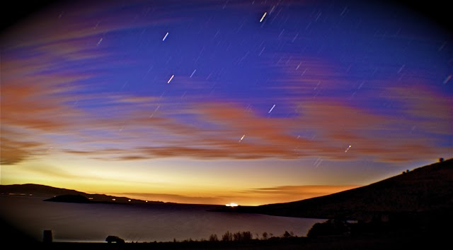How To View The Next Meteor Shower In India