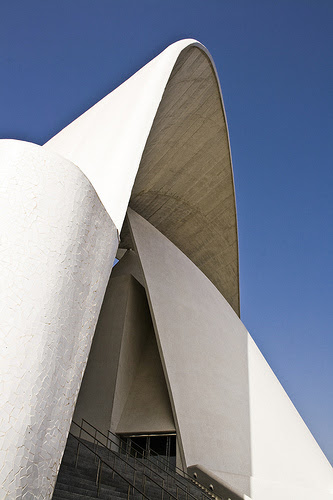 Auditorio de Tenerife, Canary Islands, Spain