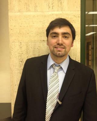 Ignacio Jovti, investigador sobre España de Amnistía Internacional.-