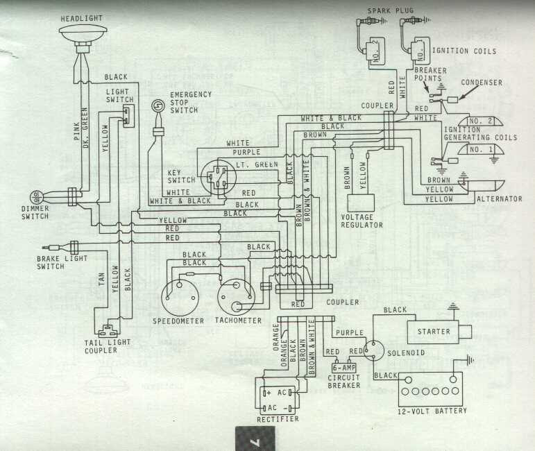 John Deere Model 212 Wiring Diagram