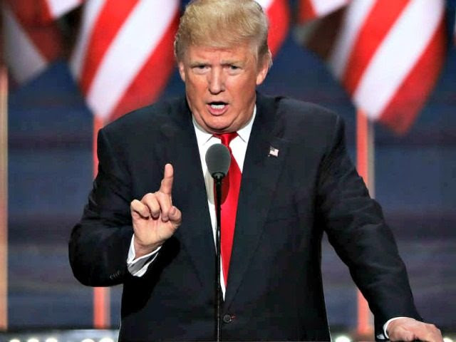 Trump Speech Alex WongAP
