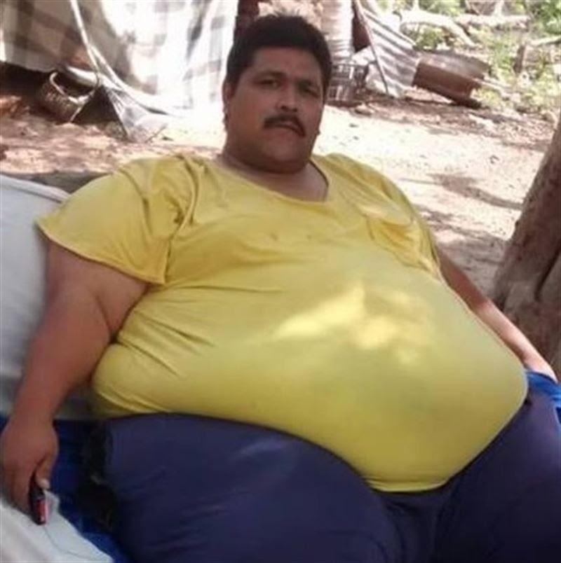 Hình ảnh Người đàn ông béo nhất thế giới qua đời trong ngày Giáng sinh số 1