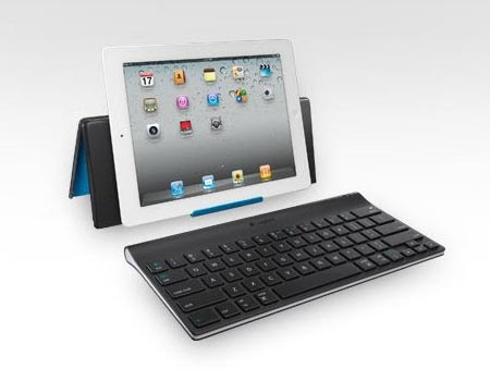 logitech bluetooth keyboard android manual