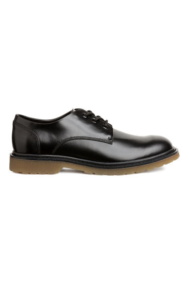 Derby shoes with chunky soles Model