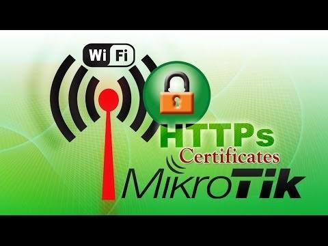 Assuntos de Redes e Afins: Mikrotik - Redirect HTTPS Hotspot