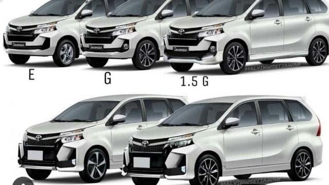 Mau Pakai Pelek Toyota Avanza 2019 Berikut Bocoran