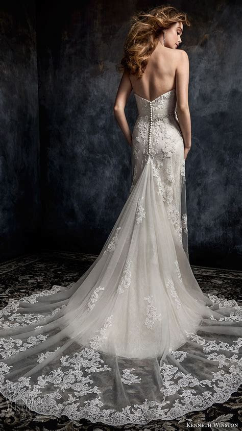 Kenneth Winston Fall 2017 Wedding Dresses   Wedding Inspirasi