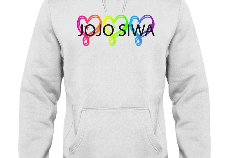 Jojo Siwa Rainbow Love Hoodie