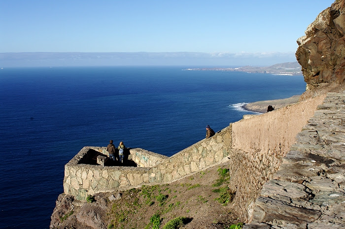 Gran Canaria mirador El Balcon