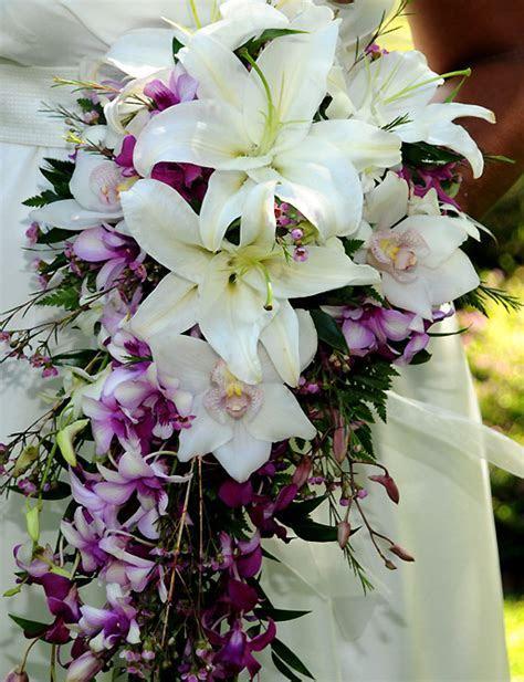 Hawaiian Island Weddings   Bridal Bouquet Gallery
