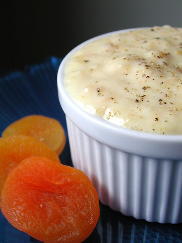 Tropical Apricot Mousse I