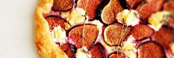 Fresh Fig and Goat Cheese Tart Popular Recipes
