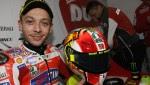 Valentino Rossi's Marco Simoncelli tribute