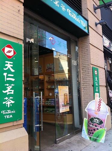 Ten Ren Tea & Genseng Co.