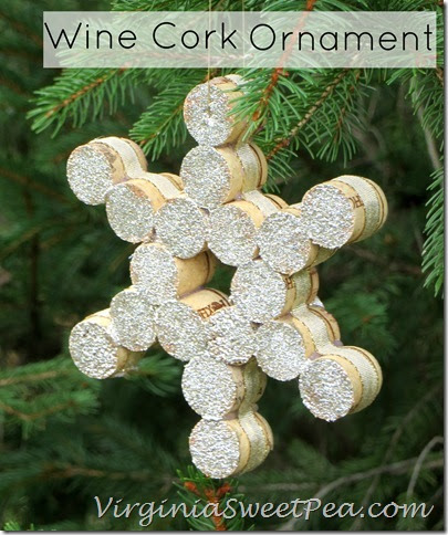 Wine-Cork-Christmas-Ornament-by-Virginia Sweet Pea