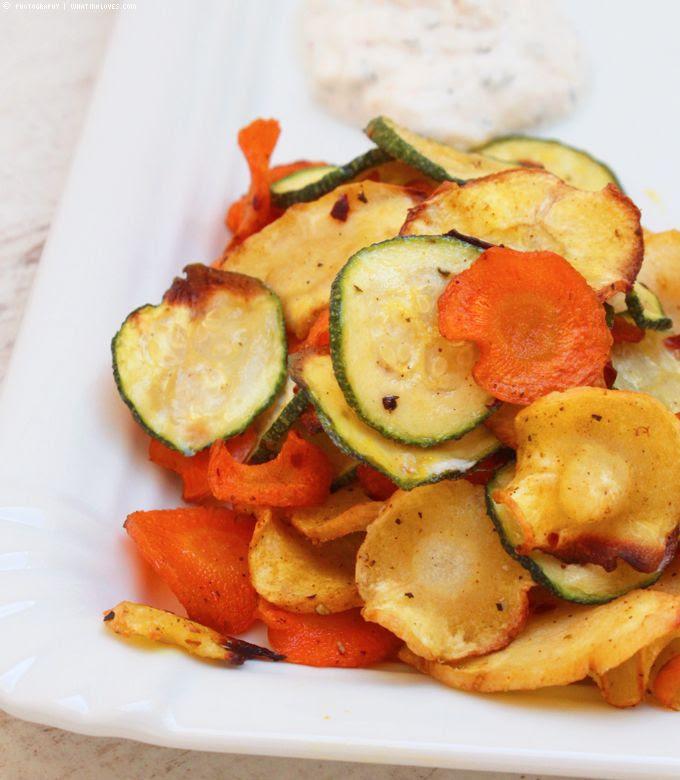 fleur de sel, sel la vie, healthy chips, chipsalternative, Zucchinichips, Pastinake
