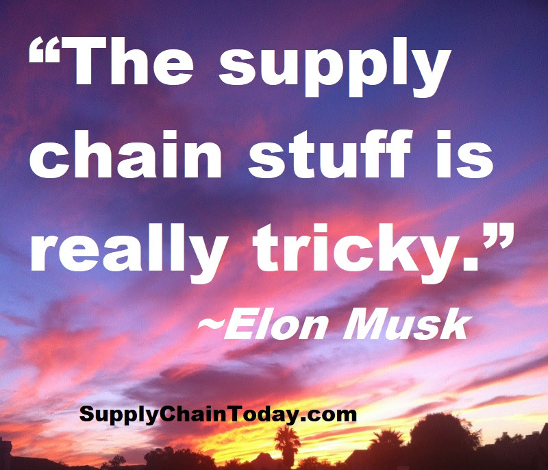Supply Chain Quotes Take It To The Next Level Supply Chain Today