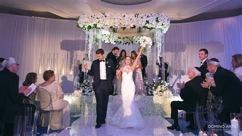 Luxury Destination Wedding Photography at Fontainebleau