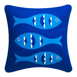Coastal Throw Pillows Products on Houzz
