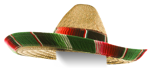 Sombrero PNG images free download