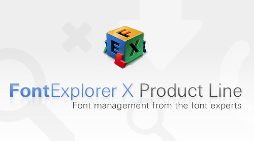 The new FontExplorer X by Linotype