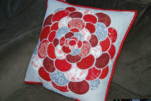pillow talk pillow received!