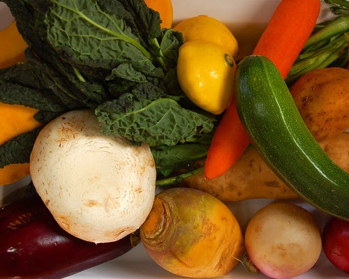 mixed winter vegetables© by haalo