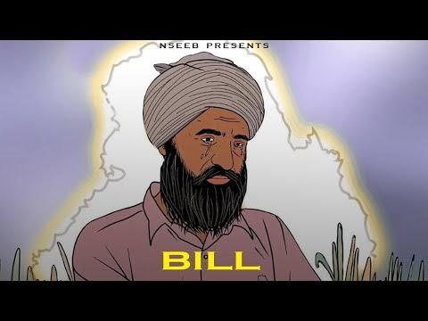 NseeB - Bill (Prod. By Jagga )   Latest Hip Hop Rap Song   Latest Punjabi Song 2020