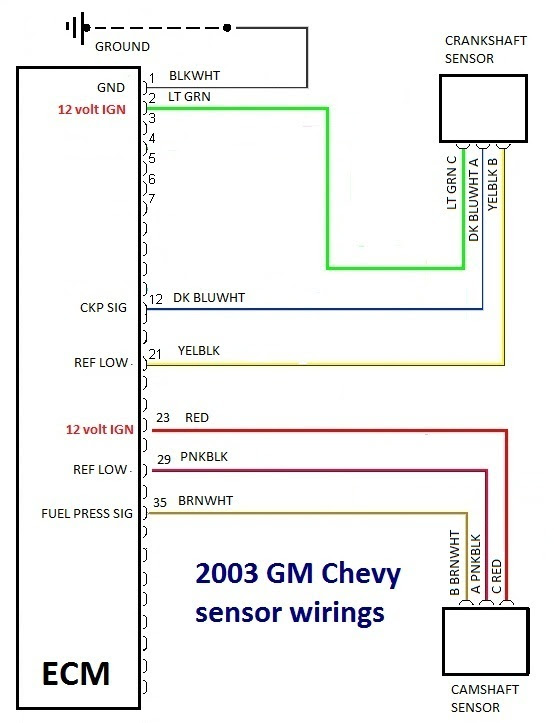 2005 Chevy Truck Wiring Diagram