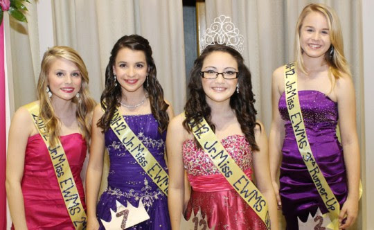 Junior Miss Ernest Ward Middle School Named (With Photo ...