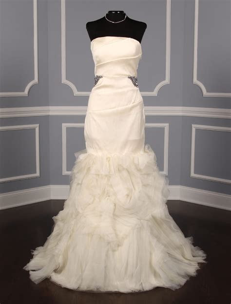 Vera Wang Black Wedding Dress For Sale Clothing From
