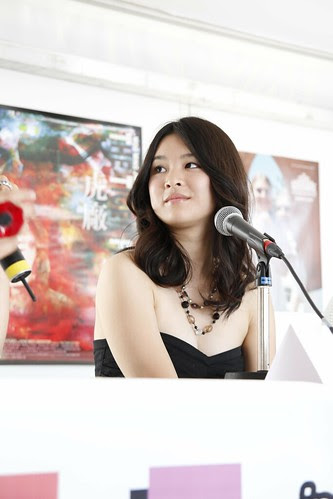 Fooi Mun at the press conference