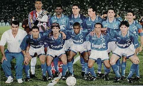 Cruzeiro campeão da Copa do Brasil