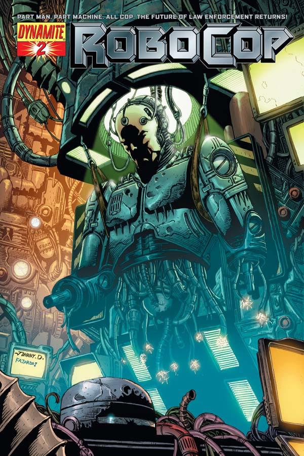Dynamite® Robocop #2