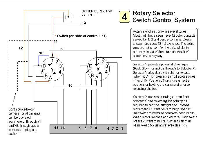 27 3 Position Selector Switch Wiring Diagram