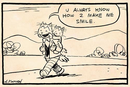 Laugh-Out-Loud Cats #1722 by Ape Lad
